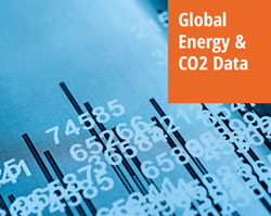 Global Energy & CO2 Data